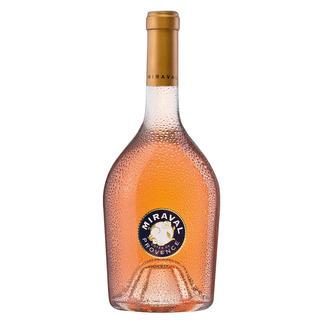 Miraval, Jolie-Pitt & Perrin, Côtes de Provence, Frankreich Der erste Rosé in der Top-100-Liste des Wine Spectators.* In 37 Jahren. (Ausgabe vom 31.12.2013)