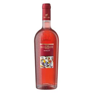 Merlot Rosato 2017, Tenuta Ulisse, Abruzzen, Italien Der beste Rosé Italiens. Unter 400 (!) Konkurrenten. (Annuario dei Migliori Vini Italiani 2018)
