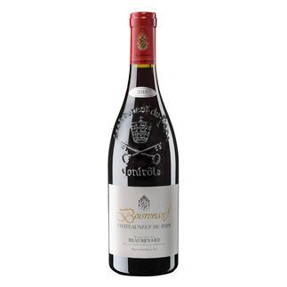 Châteauneuf Cuvée Boisrenard 2015, Domaine de Beaurenard, Châteauneuf du Pape, Rhône, Frankreich Insidertipp. 97 Punkte im Wine Spectator. (www.winespectator.com, 13.09.2017)