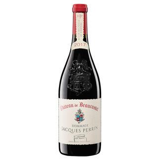"""Château de Beaucastel Hommage à Jacques Perrin 2016, Famille Perrin, Châteauneuf-du-Pape, Frankreich """"Ein himmlischer, perfekter Wein. 100 Punkte."""" (Jeb Dunnuck, www.jebdunnuck.com, 28.08.2018 )"""