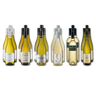 Weinsammlung - Die kleine Weisswein-Sammlung Herbst 2020, 24 Flaschen Wenn Sie einen kleinen, gut gewählten Weinvorrat anlegen möchten, ist dies jetzt besonders leicht.