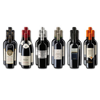 Weinsammlung - Die kleine Rotwein-Sammlung für anspruchsvolle Geniesser Winter 2020, 24 Flaschen Wenn Sie einen kleinen, gut gewählten Weinvorrat anlegen möchten, ist dies jetzt besonders leicht.