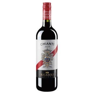 Chianti del Barone Ricasoli 2019, Toskana, Italien Ein Glück, dass dieser Chianti nicht Classico heissen darf.