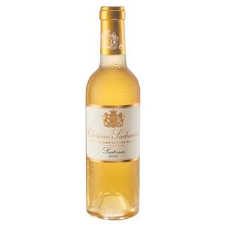 """Château Suduiraut 2010, Sauternes AOC, Frankreich """"Ein Kandidat für den besten Sauternes des Jahrgangs. (…) Sehr beeindruckend. 96 Punkte."""" (Robert Parker, www.robertparker.com, 30.04.2014)"""