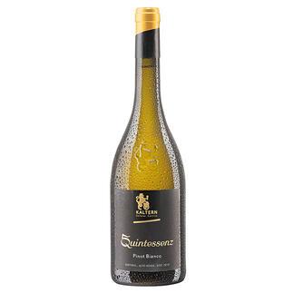 Pinot Bianco Quintessenz 2018, Cantina Kaltern, Alto Adige DOC, Italien Seltenheit: 95+ Parker-Punkte für einen Weissburgunder. (www.robertparker.com, The Wine Advocate 17.09.2020)