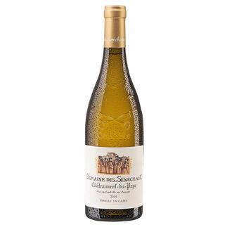 Châteauneuf-du-Pape Blanc 2019, Domaine des Sénéchaux, Châteauneuf-du-Pape AOC, Frankreich Seltenheit: Ein grosser, weisser Châteauneuf-du-Pape.