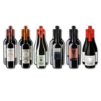 Weinsammlung - Die kleine Rotwein-Sammlung für anspruchsvolle Geniesser Winter 2021, 24 Flaschen Wenn Sie einen kleinen, gut gewählten Weinvorrat anlegen möchten, ist dies jetzt besonders leicht.