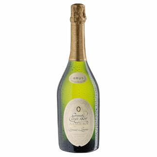 """Crémant de Limoux """"Grande Cuvée 1531"""" Brut, Aimery – Sieur d´Arques, Languedoc – Roussillon, Schaumwein Die 10 Sieger kosteten alle über 40 Fr. Mit einer Ausnahme."""