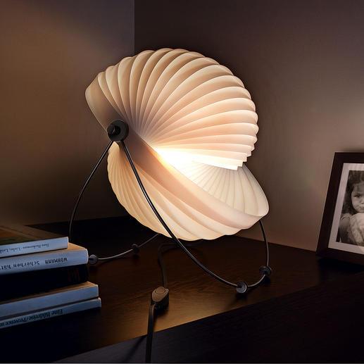 """Design-Leuchte """"Eclipse"""" Berühmter Design-Klassiker von 1982. Bietet fantastisch vielfältige Lichtwirkungen."""
