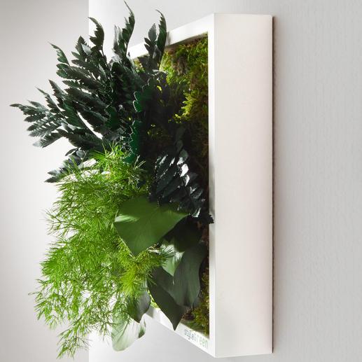 Die floristischen Kunstwerke entstehen in reiner Handarbeit.