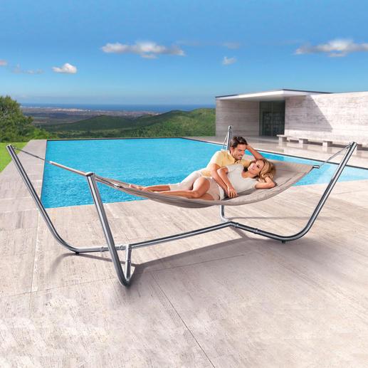 SKYbed double Mehrfach prämiertes Design: Ihre Oase der Entspannung – allein oder zu zweit.
