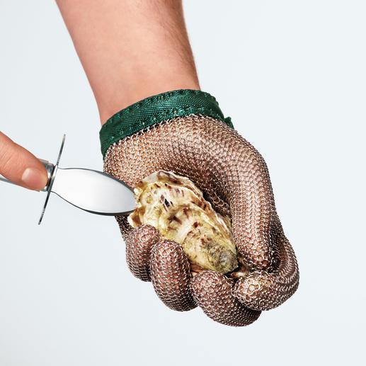 Schutzhandschuh In den Händen der Profis. (Und im Moma, New York.) Made in Germany