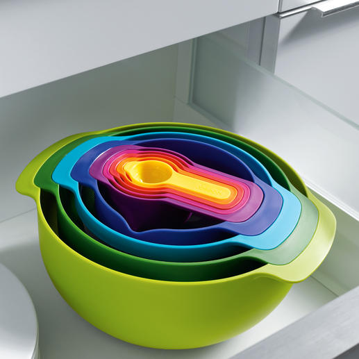 Stylish, günstig und sogar preisgekrönt: das geniale Küchentool in Multicolor.