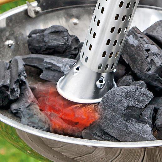 Ideal auch, um damit den Grill oder den Kamin anzuzünden.