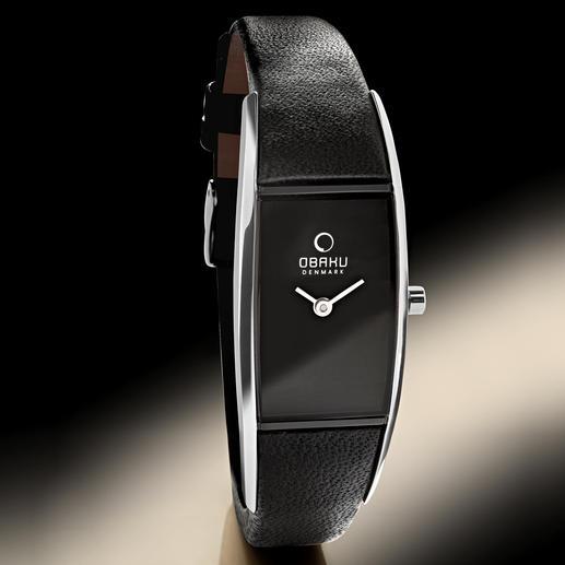 """Obaku Damen-Armbanduhr """"every day"""" - Schwer zu finden: Die perfekte Damenuhr für jeden Tag. Feminin. Zierlich. Und zeitlos elegant. Von Obaku, Dänemark."""