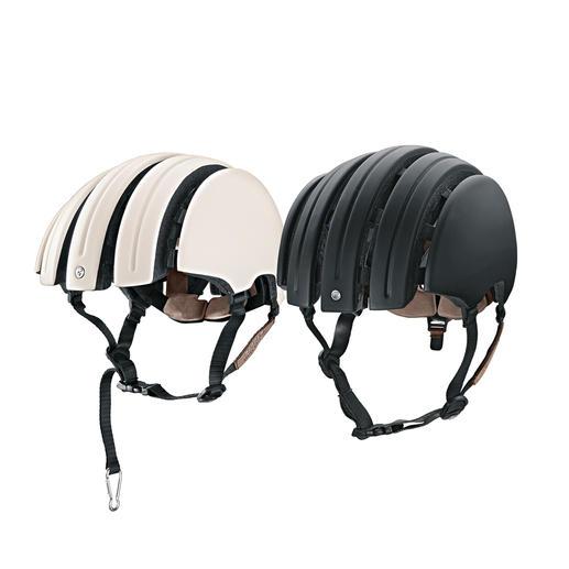 Die Helme in Gr. S/M sind für einen Kopfumfang von 55-58 cm. Gr. L/XL passen sich 58-61 cm perfekt an.