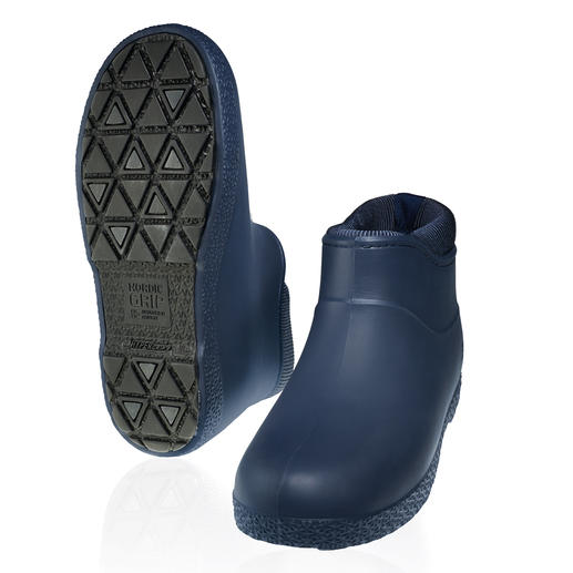 IceLock™ Wet-Boots, Blau - Optimale Bodenhaftung. Warme, trockene Füsse.