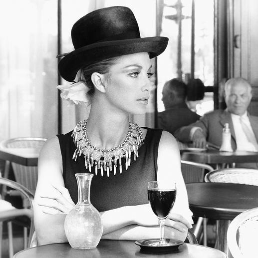 """Langani Armband oder Statementkette """"Paris 1964"""" Wieder aufgelegt: Langanis Erfolgsmodell von 1964 trifft heute genau den Trend."""