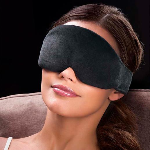 Schlafmaske Ihre bessere Schlafmaske: federleicht, besser gepolstert – und endlich 100 % dunkel.