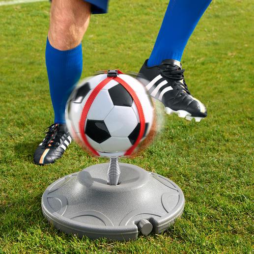 Soccer Trainer - Effektives Fussballtraining auf kleinstem Raum. Zu Hause, in der Sporthalle und auf dem Platz.