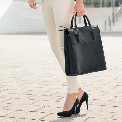 Oconi Tote Bag Die wohl vielseitigste Trend-Tasche. Zu einem erfreulich erschwinglichen Preis.