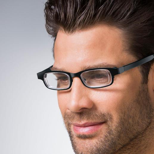 Eyejusters - Eine für alles: Lesebrille, Computerbrille, Fernsehbrille, ...