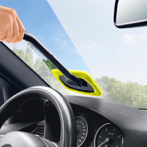 Windshield Wonder, 2er-Set - Endlich reinigen Sie die Innenseite Ihrer Autoscheiben schnell und einfach.