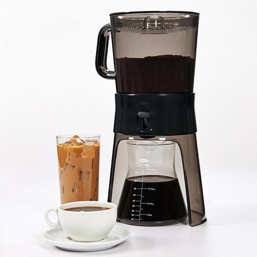 Cold Brew-Kaffeebereiter - Das In-Getränk der Szene-Cafés. Jetzt ganz einfach selbst zubereiten.