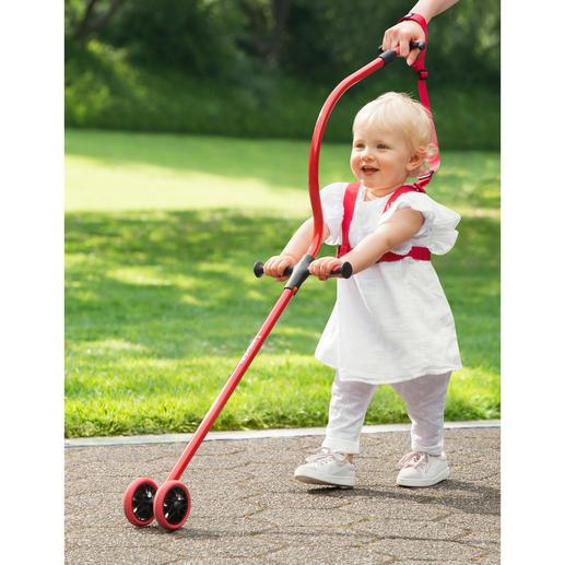Lauflernhilfe Niniwalker® - Die patentierte Lauflernhilfe für eine gesunde Körperhaltung von Eltern und Kind.