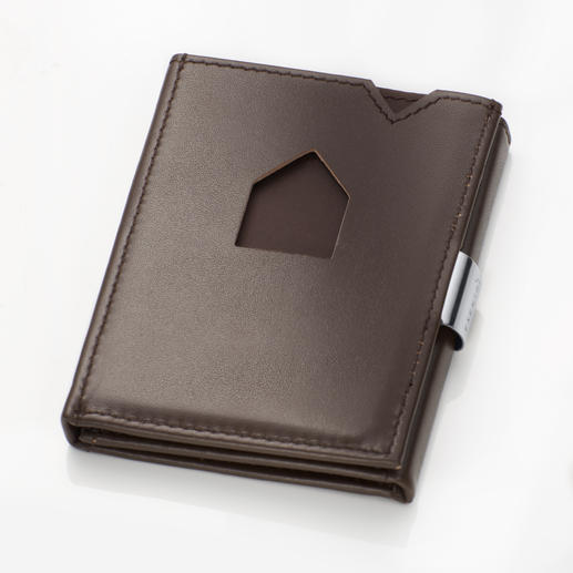 Smart Wallet, Braun