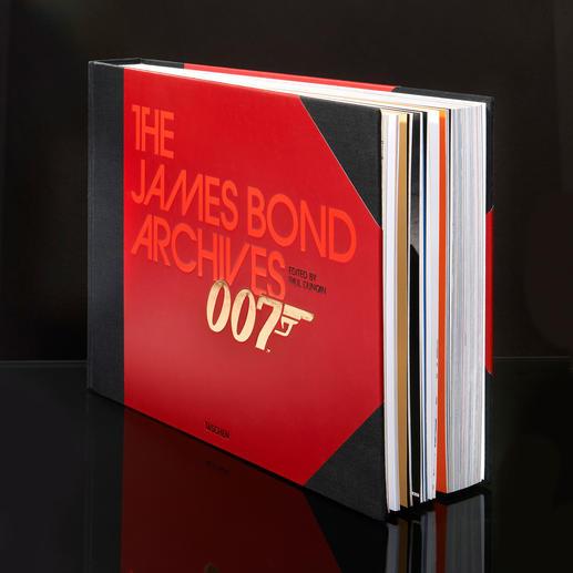 James Bond Archive - Geheimakte 007: die lückenlose Dokumentation über den berühmtesten Agenten aller Zeiten.