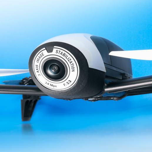 Das Fisheye-Objektiv ermöglicht selbst bei ungünstigen Lichtverhältnissen scharfe Aufnahmen.