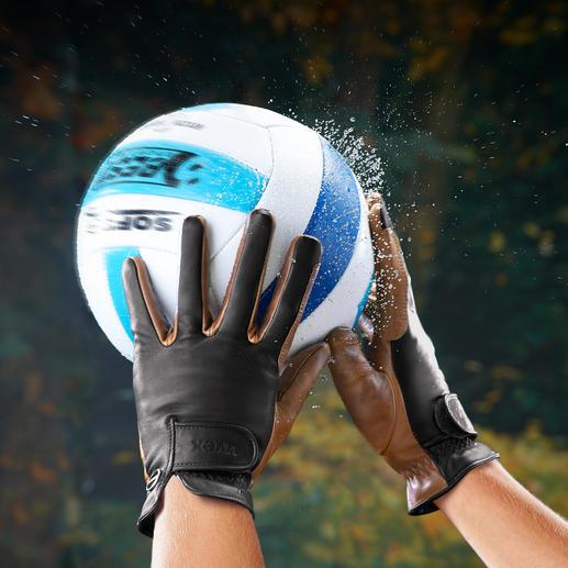 Uvex Tensa Handschuhe - Ob schwitziges Lenkrad, beschlagene Flaschen, rutschige Schläger, ... mit diesen Uvex Tensa Handschuhen haben Sie alles fest im Griff.