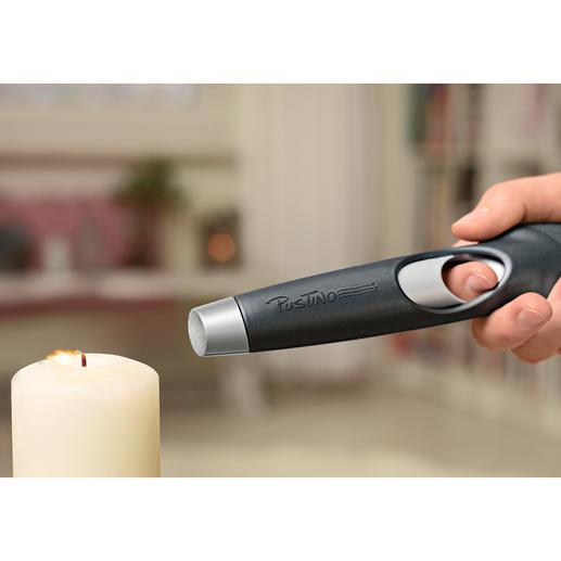 """Kerzenlöscher """"Pustino"""" - Kerzen löschen ohne Wachsspritzer. Ideal auch für Kerzen hoch oben, tief unten oder in schwer zugänglichen Nischen und Gefässen."""