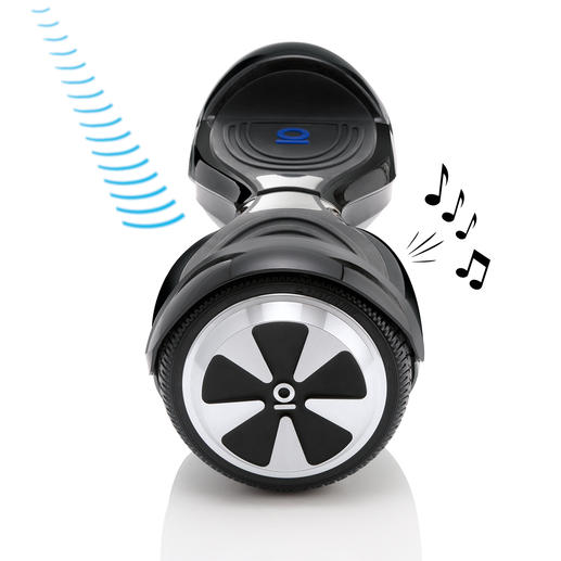Geniessen Sie während der Fahre Ihre Lieblingsmusik via Bluetooth.