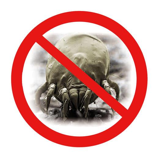 In unserem feuchten, gemässigten Klima fühlen sich Milben besonders wohl. Perfekt, wenn mit diesem Stecker ihre Fortpflanzung verhindert wird.