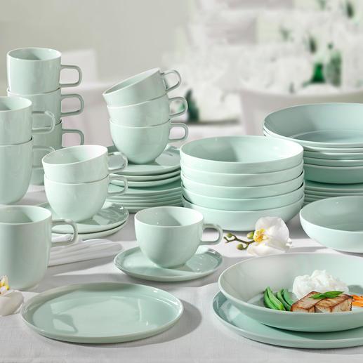 Porzellanserie Kolibri by Tim Raue - Tisch decken wie bei Sternekoch Tim Raue. Entwickelt für sein eigenes Restaurant. Von ASA Selection/Germany.