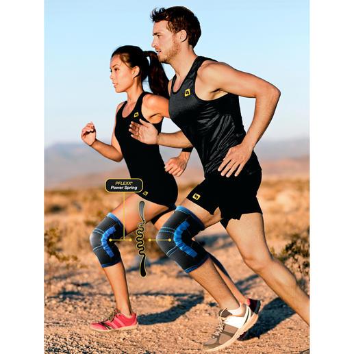 PFLEXX® Knie-Trainer, 2er-Set - Muskelaufbau rund ums Knie, dank genialer Federkraft – jetzt noch besser.