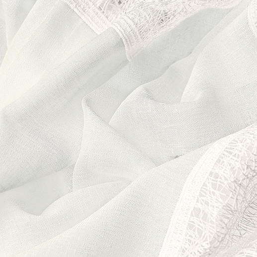 Vorhang Glory - 1 Stück Lieblingsstoff Leinen: Zart, leicht und licht wie selten.