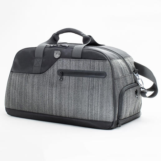 3-in-1-Weekender Statt 3 verschiedener Taschen die eine perfekte für Business, Sport und Reise.