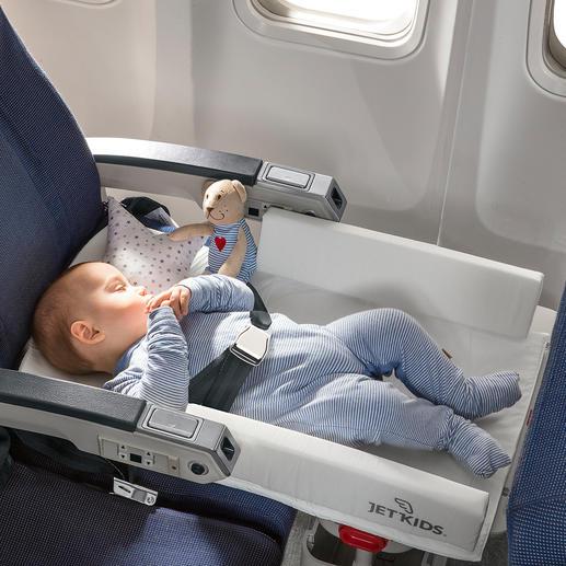 Im Nu ein komfortables Reisebett für Ihr Kleinkind.