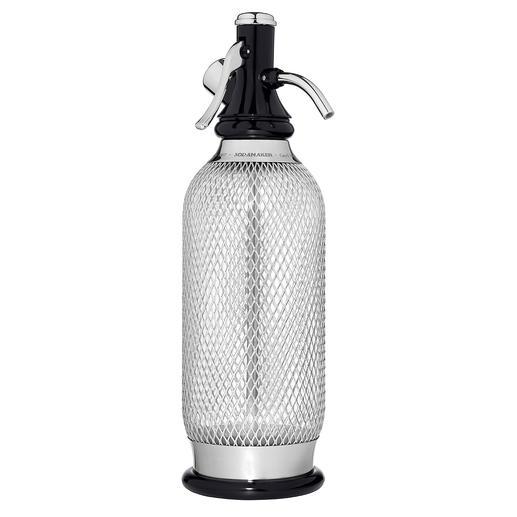 iSi Classic Sodamaker Der Klassiker für Ihre Hausbar. Und für bestes, feinperlig frisches Sodawasser.
