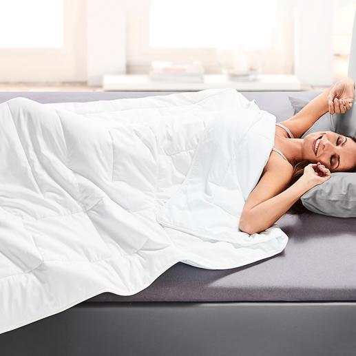 HEFEL Cool Sommerdecke Erholsamer Schlaf auch in heissen Sommernächten.