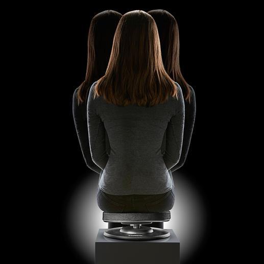 Rückentrainer-Sitzauflage Gesundes Sitzen. Und Rückentraining ganz nebenbei.