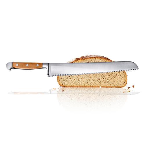 Brotmesser Franz Güde Grösser, stärker, schärfer: das Brotmesser, das Sie ein Leben lang begleiten wird.