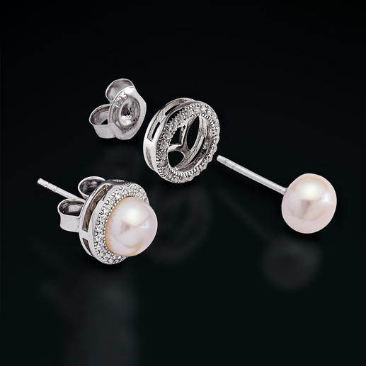 Weisse Perle