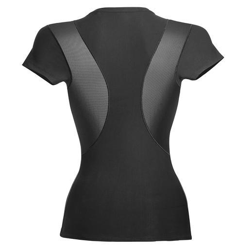 ITEM m6 Rückenfit-Shape-Shirt Das erste Shape-Shirt, das eine sanfte Haltungskorrektur bewirken kann. Von ITEM m6.