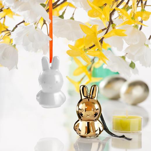 Miffy Keramikanhänger, 3er-Set Miffy ist das vielleicht berühmteste Hasen-Mädchen der Welt.