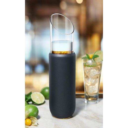 Karaffe Eisch Kostbares, mundgeblasenes Kristallglas – von Hand vergoldet.