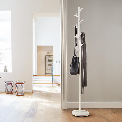 Garderobe Astwerk Die schönere Garderobe in japanischem Design. Stilvoll. Variabel. Platzsparend.